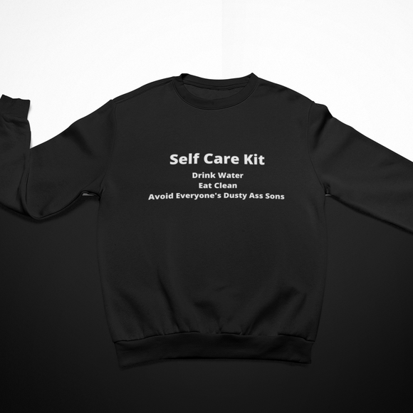 Self Care Sweatshirt