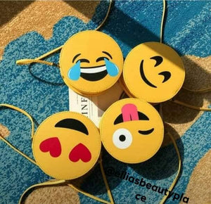 Female Emoji Bag