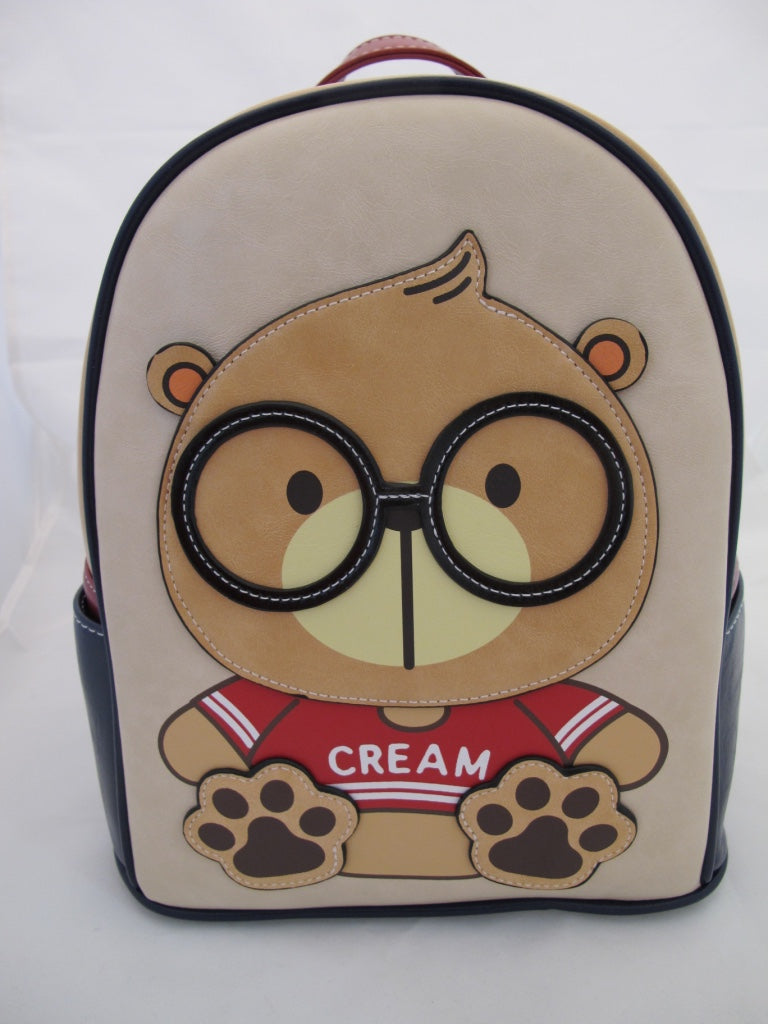 Cream Bear C1048-4 I Love Cream Bear reppu