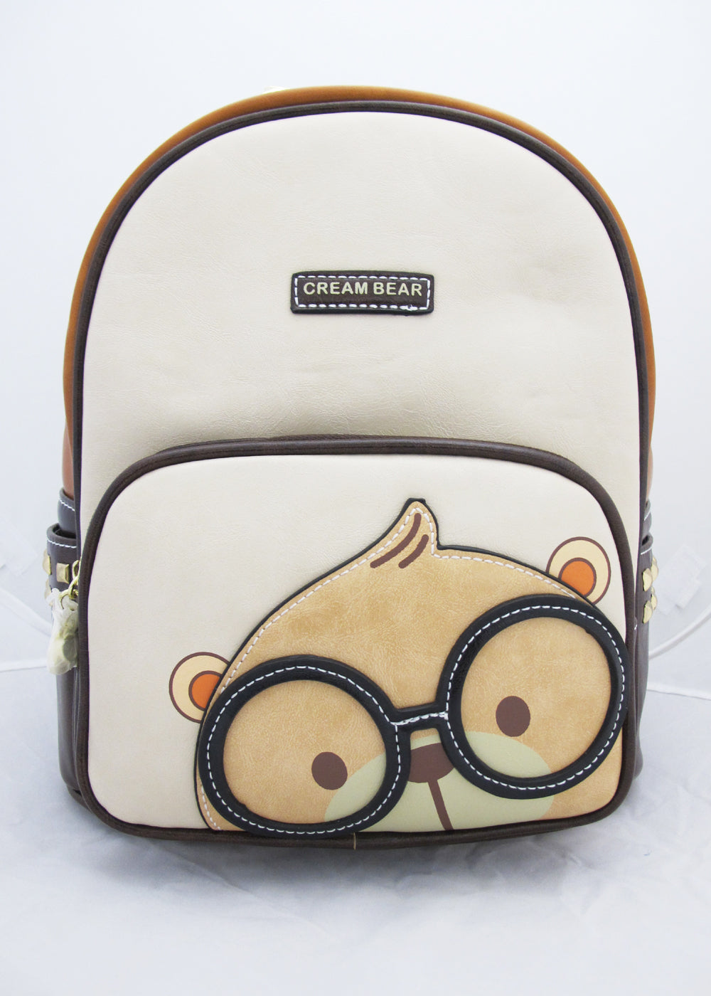 Cream Bear C1027-3 Adorable reppu