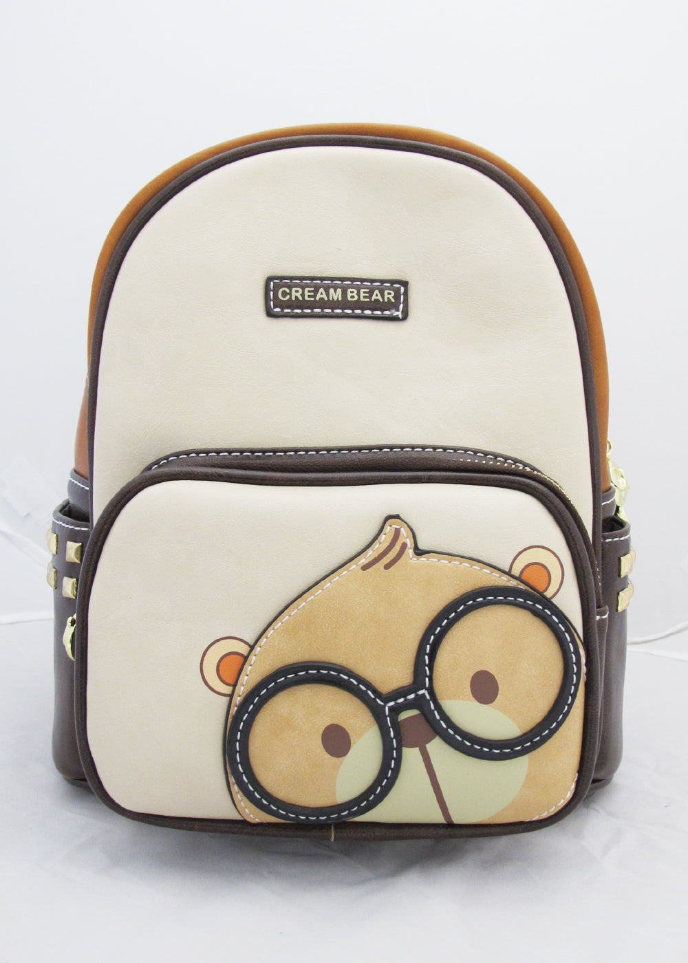Cream Bear C1027-4 Adorable minireppu