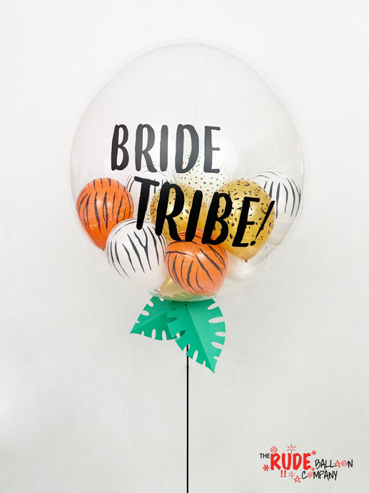 Bride Tribe - Trouble Bubblez!