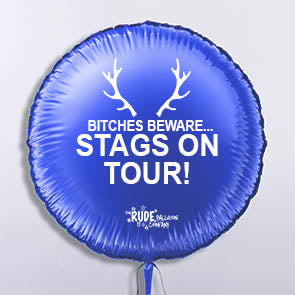 Bitches Beware Stags On Tour