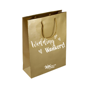Wedding Wankers Gift Bag