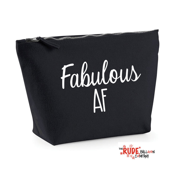 Fabulous AF Make Up Bag