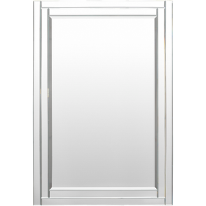 Bancroft Glass Wall Mirror - Sandcastle Home
