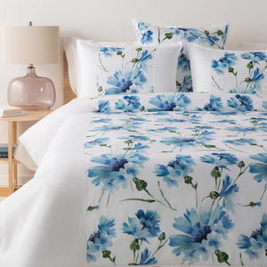 Gardenia Floral Bedding Set - Sandcastle Home