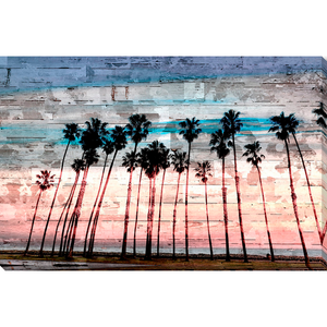 Ocean Avenue Skies Wall Art