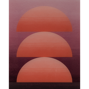 Magneto Sunsets Wall Art