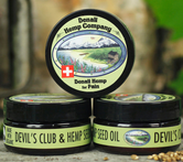 Devils Club & Cottonwood Salve