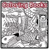 Coloring Books by Sue Coccia