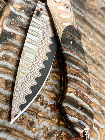 William Henry Collector Knives