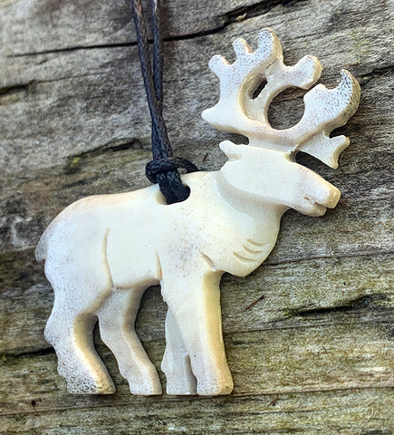 Moose Antler Jewelry