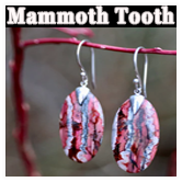 Woolly Mammoth Tooth Jewelry