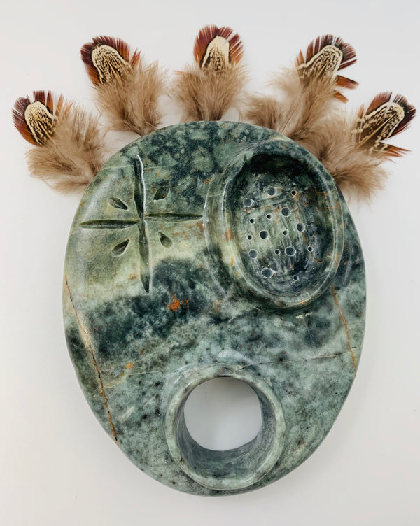 Stone Spirit Medium Mask