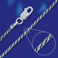 D-C Rope 035 Antiqued Chain