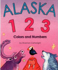 Alaska 123 Colors and Numbers