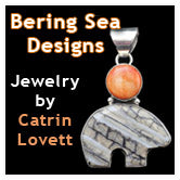 Catrin Lovett Ivory Jewelry