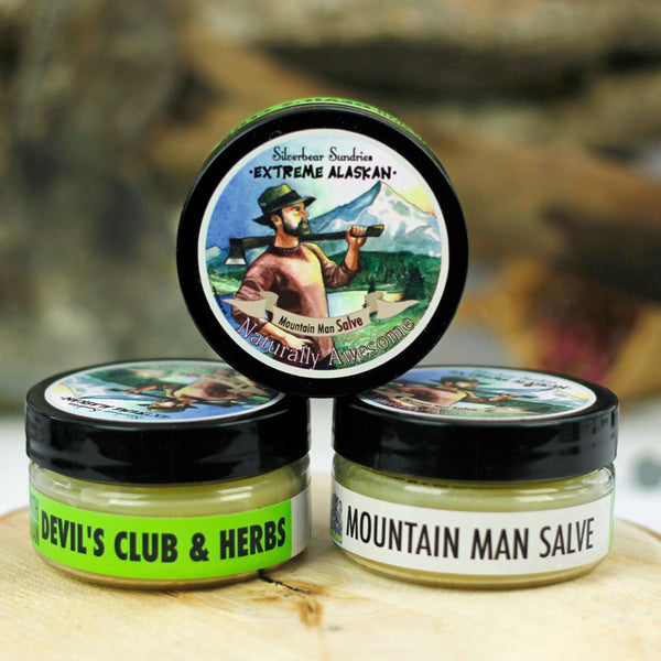 Mountain Man Devils Club Salve