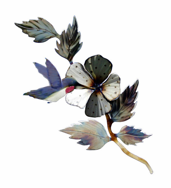 Hummingbird Steel Art