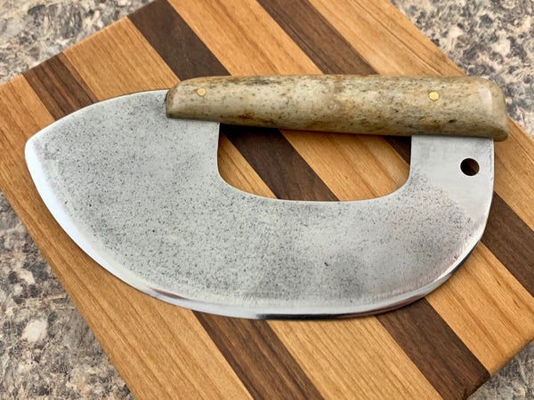 "Bristol Bay Ulu 7"" with Oosik"