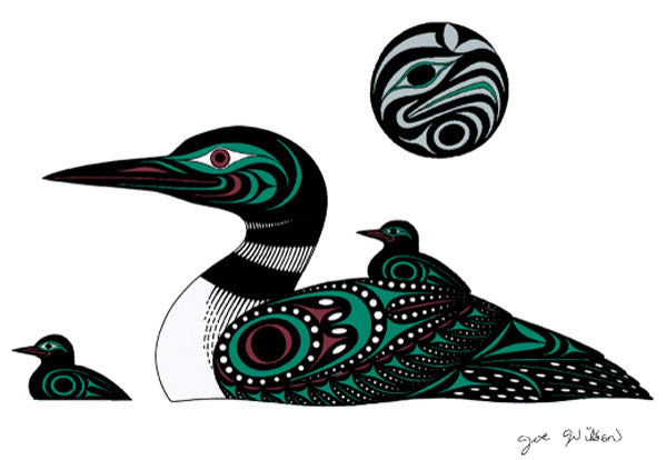 Loon  by Joe Wilson