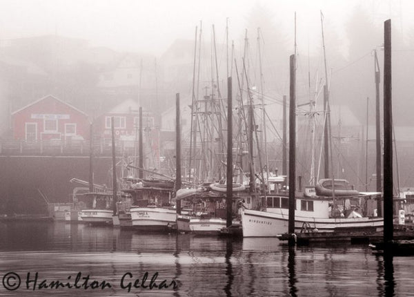 Thomas Basin Metal Print