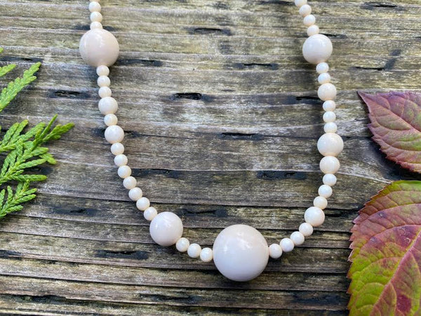 Ivory Bubbles Necklace