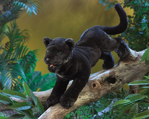 Black Panther Puppet
