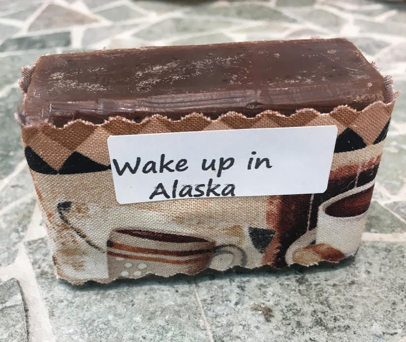 Wake Up In Alaska Soap