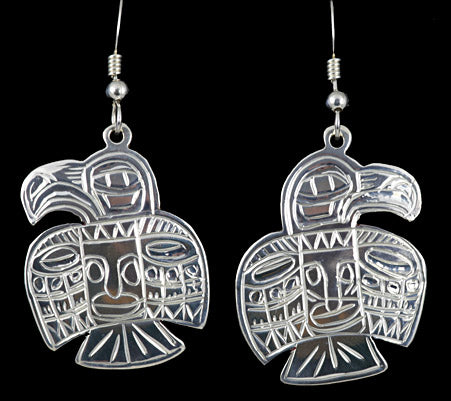 Eagle Earrings by Chilton