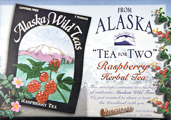 Alaska Tea for Two - Raspberry