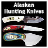Alaskan Hunting Knives
