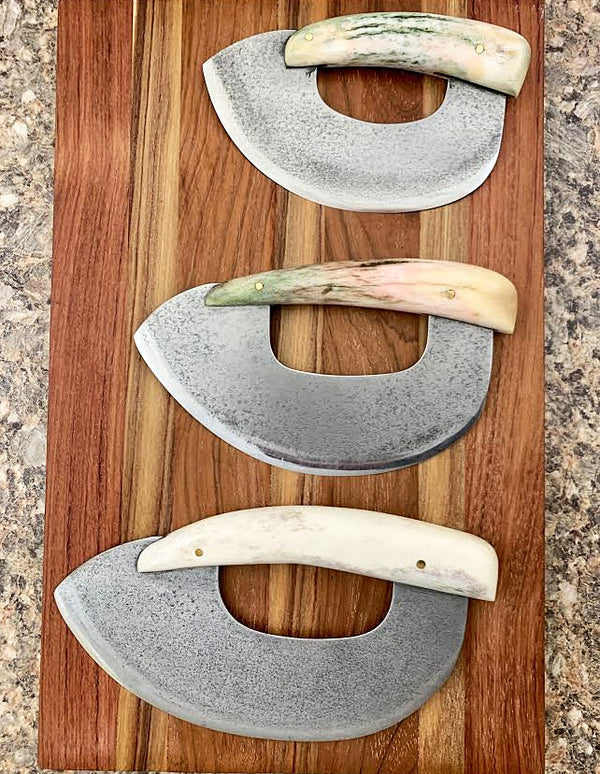 Bristol Bay Ulu with Antler