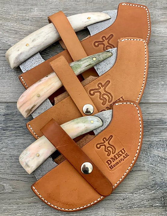 Bristol Bay Ulu Sheath 3 sizes
