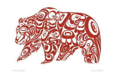 Bear Design by Jon Erickson