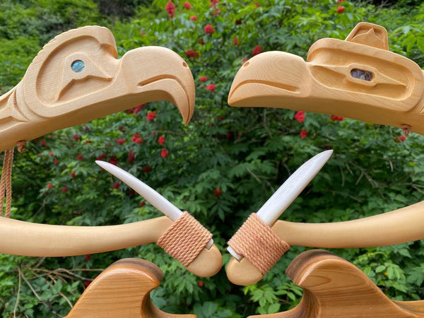 Lovebirds Halibut Hook Set
