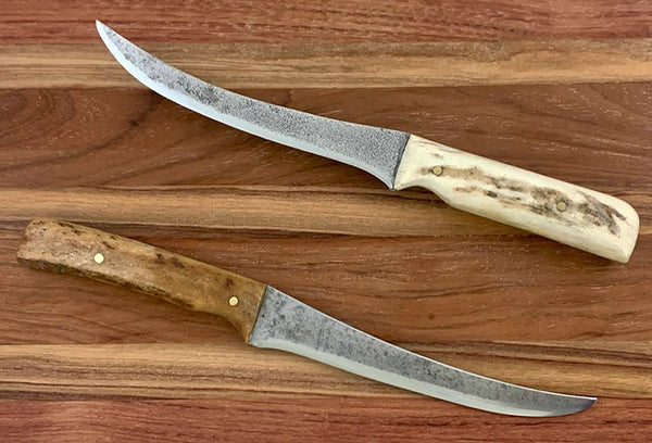 Curved Fillet Knife