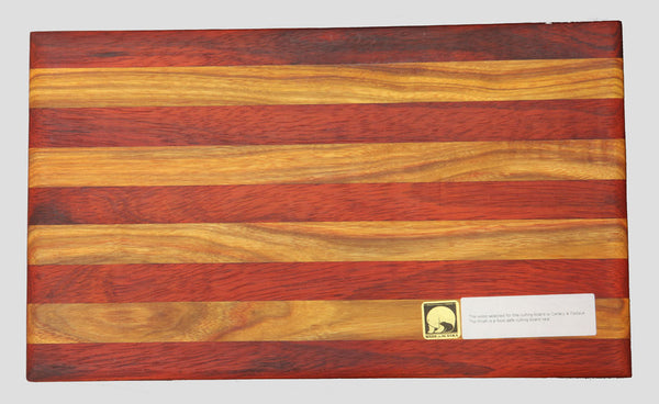 Cutting Board - Canary