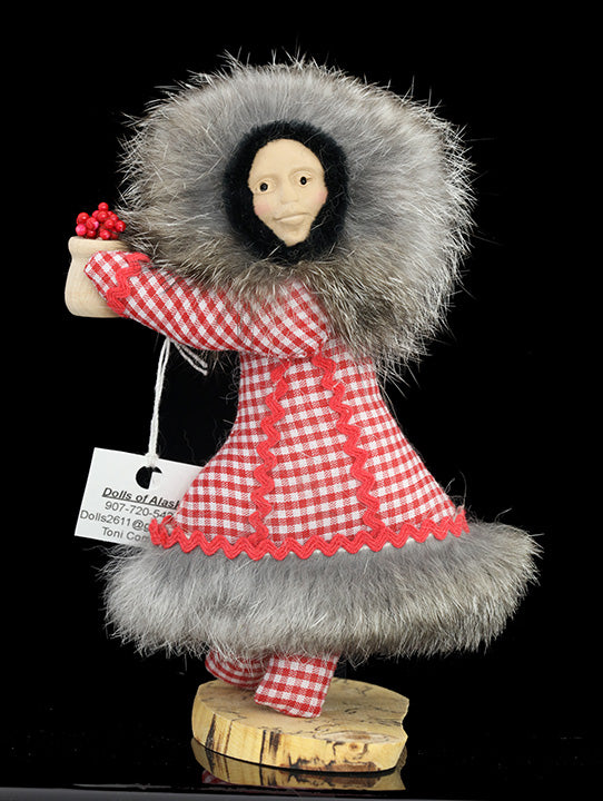 Berry Picker Doll
