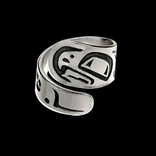 Eagle Large Ring