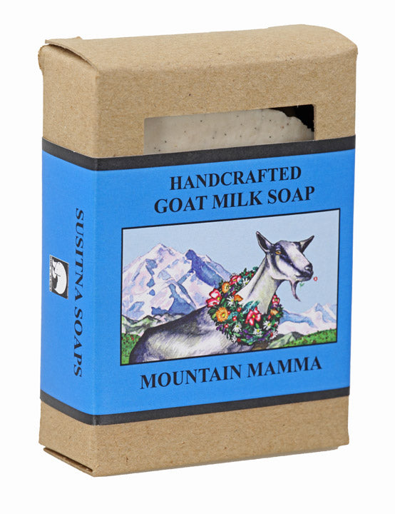 Goat Milk Soap- Mountain Mamma