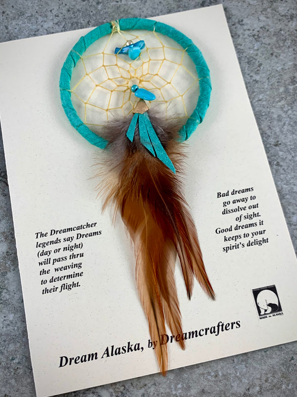 Dream Catcher Card - Medium