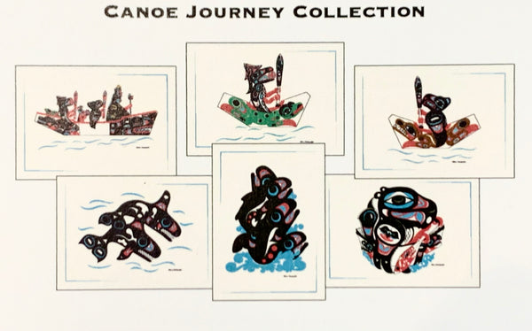 Canoe Journey Collection