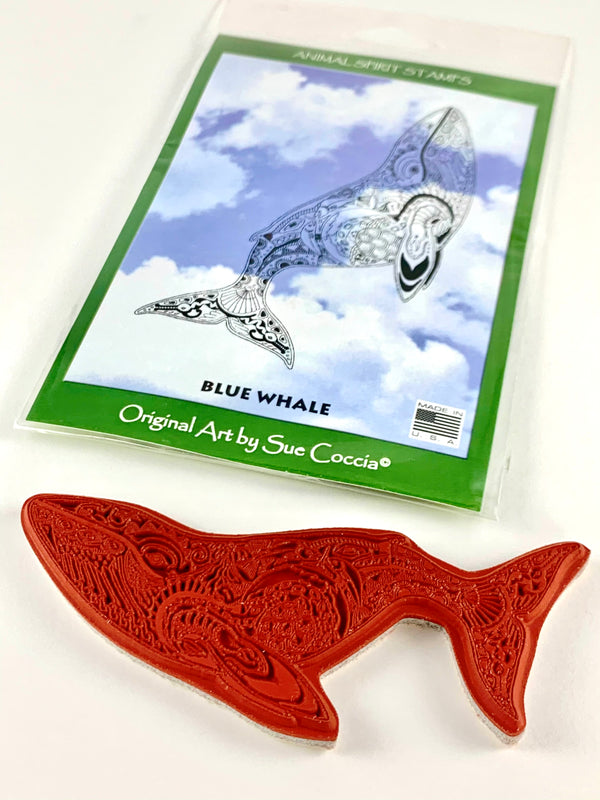 Blue Whale Stamp