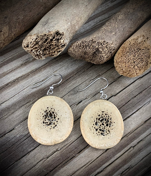 Walrus Oosik Earrings