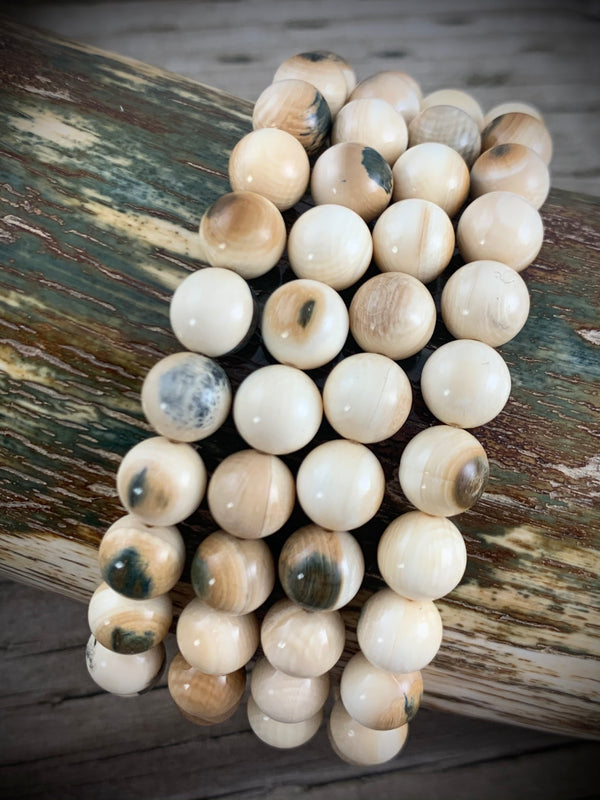 Mammoth Ivory Bracelet - Premium Color