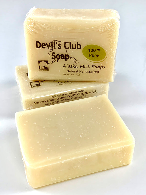 Devil's Club Soap