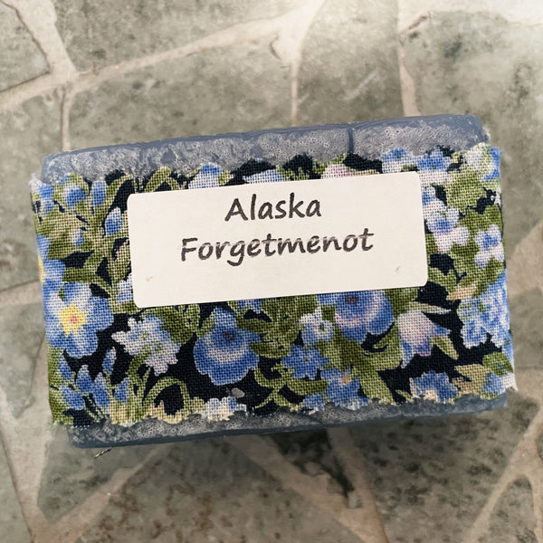 Forget-Me-Not Soap