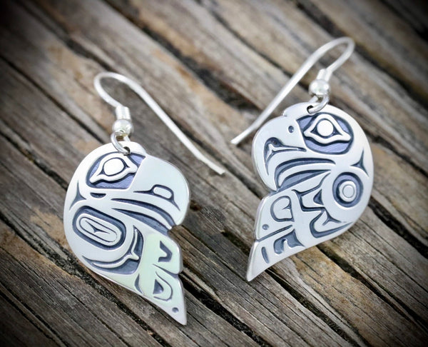 Lovebirds Earrings